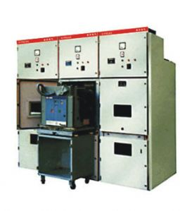 KYN28A-12型户内交流金属铠装中置式开关设备